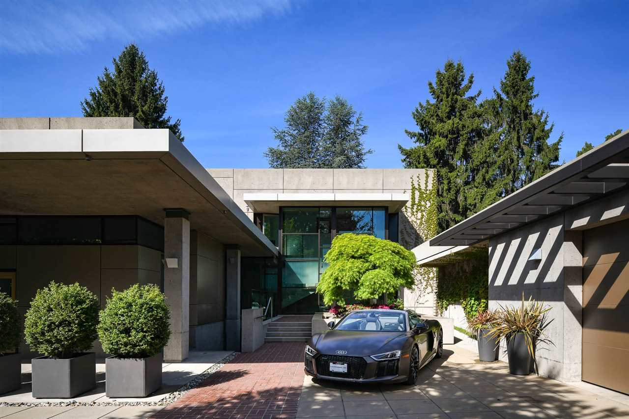 Shaughnessy House for sale:  4 bedroom 5,326 sq.ft. (Listed 2019-07-04)