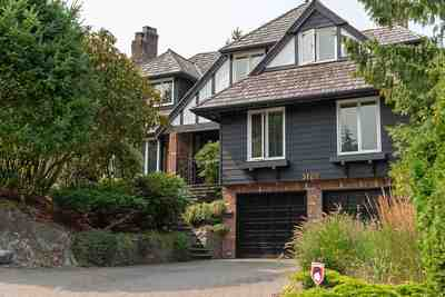 Upper Caulfeild House for sale:  4 bedroom 3,923 sq.ft. (Listed 2018-11-28)