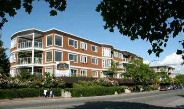 White Rock Condominium for sale: Pacific View 2 bedroom 1,241 sq.ft. (Listed 2011-10-19)