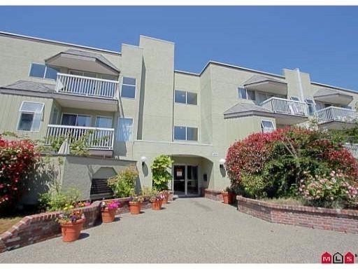 White Rock Condominium for sale:  1 bedroom 648 sq.ft. (Listed 2012-03-01)