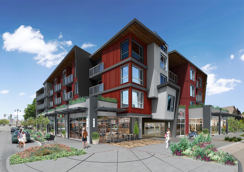 North Shore New Development: The AVE