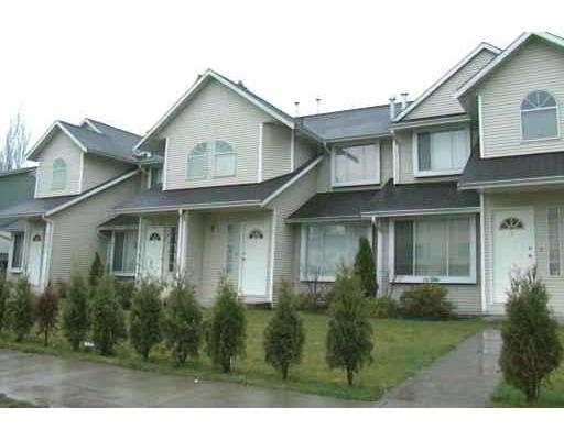 Port Coquitlam Townhome for sale:  3 bedroom 1,393 sq.ft. (Listed 2007-06-18)