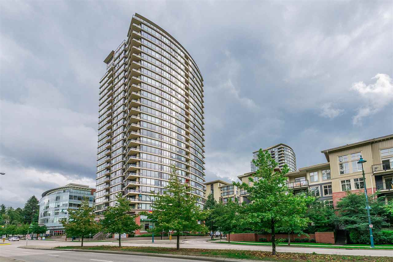 Port Moody Centre Condo for sale:  2 bedroom 1,052 sq.ft. (Listed 2018-09-19)