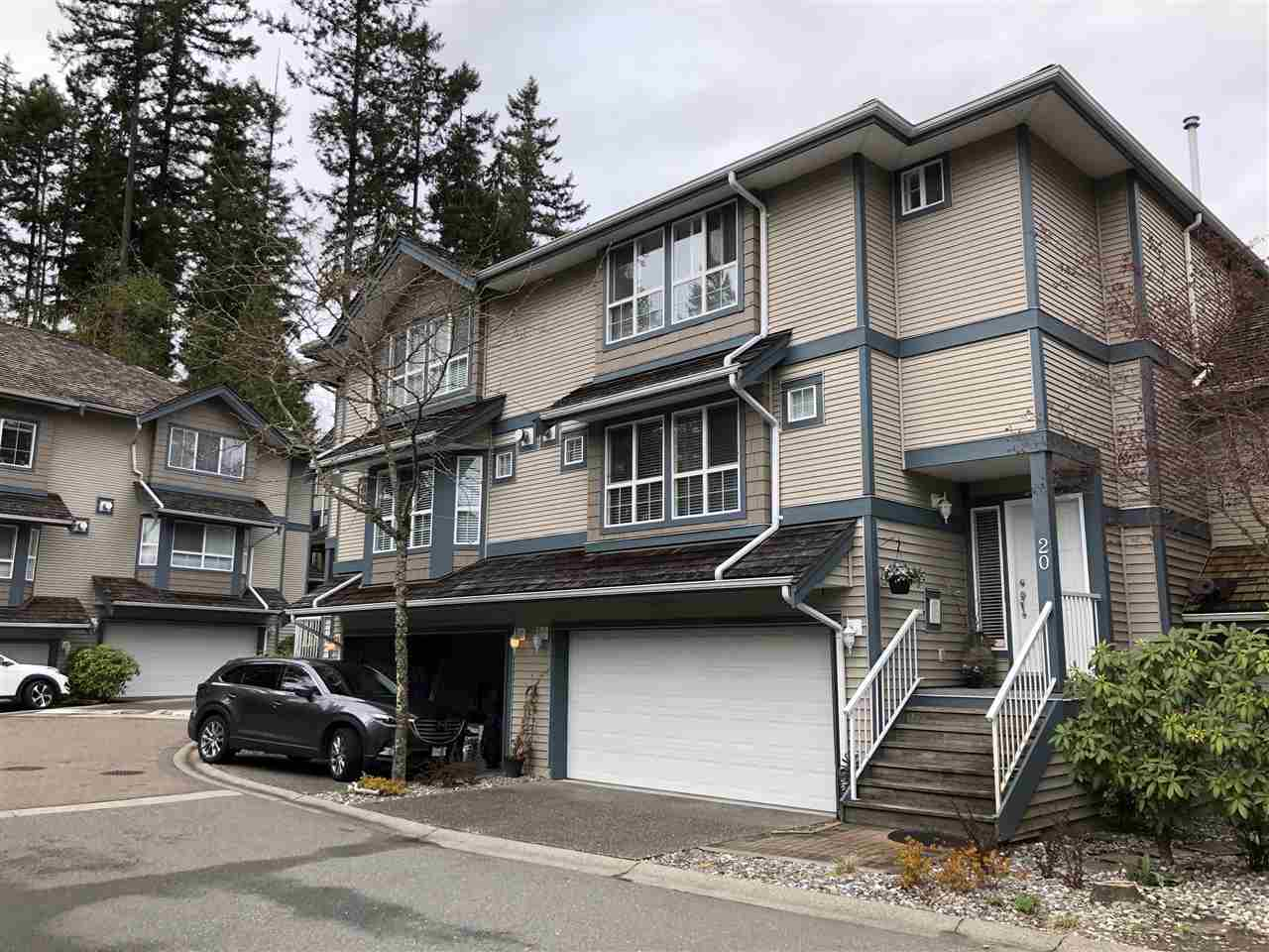 Heritage Mountain Townhouse for sale:  3 bedroom 2,141 sq.ft. (Listed 2019-04-16)