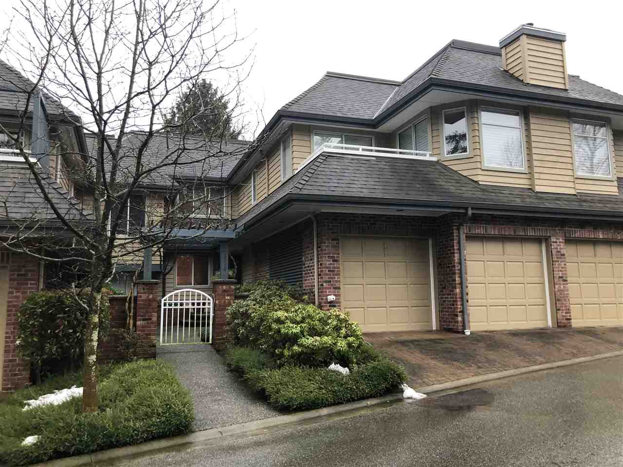 Burnaby Hospital Townhouse for sale:  3 bedroom 1,621 sq.ft. (Listed 2020-01-29)
