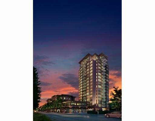 Coquitlam Condominium for sale: The Parc 1 and Den 710 sq.ft. (Listed 2010-03-25)