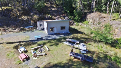 East Sooke Cottage on Acreage for sale:  1 bedroom 920 sq.ft. (Listed 2019-08-20)
