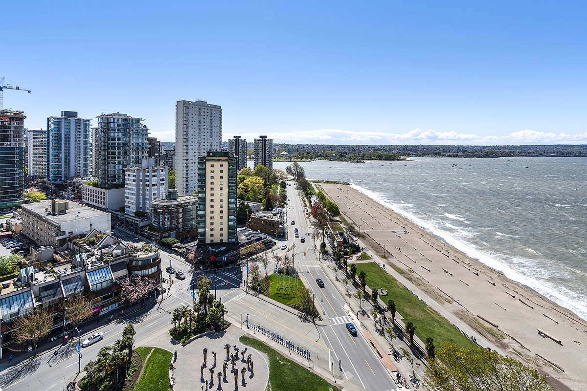 West End Condo for sale: Ocean Towers 2 bedroom 1,505 sq.ft. (Listed 2019-05-06)