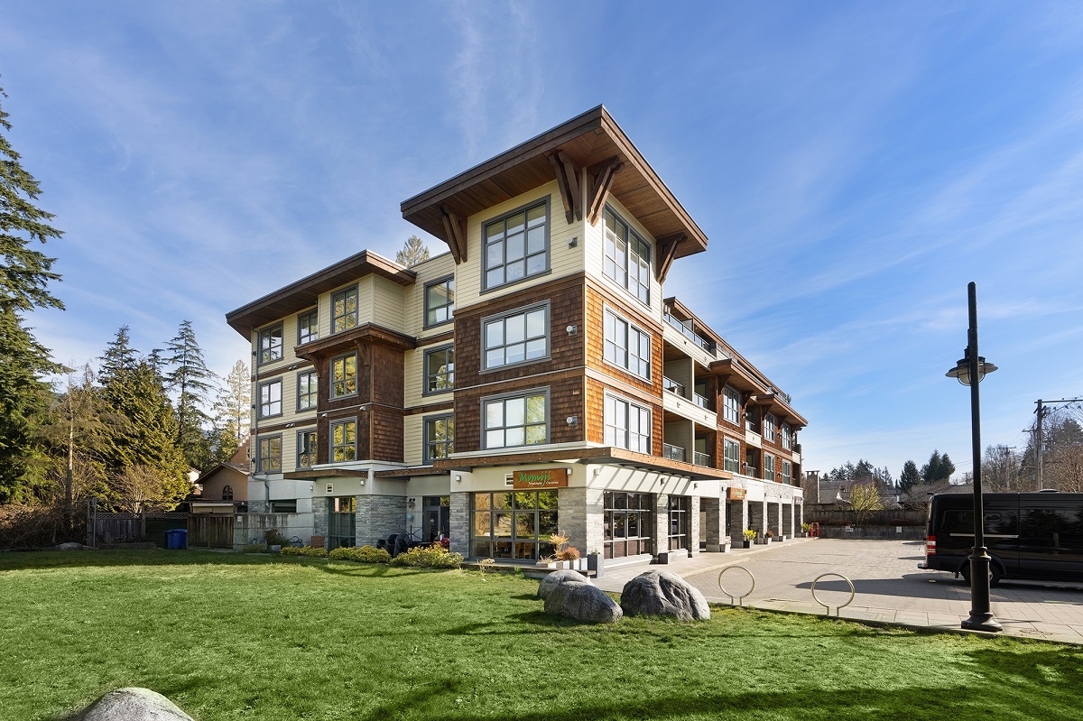 North Vancouver Condo for sale:  1 bedroom 597 sq.ft. (Listed 2020-03-23)