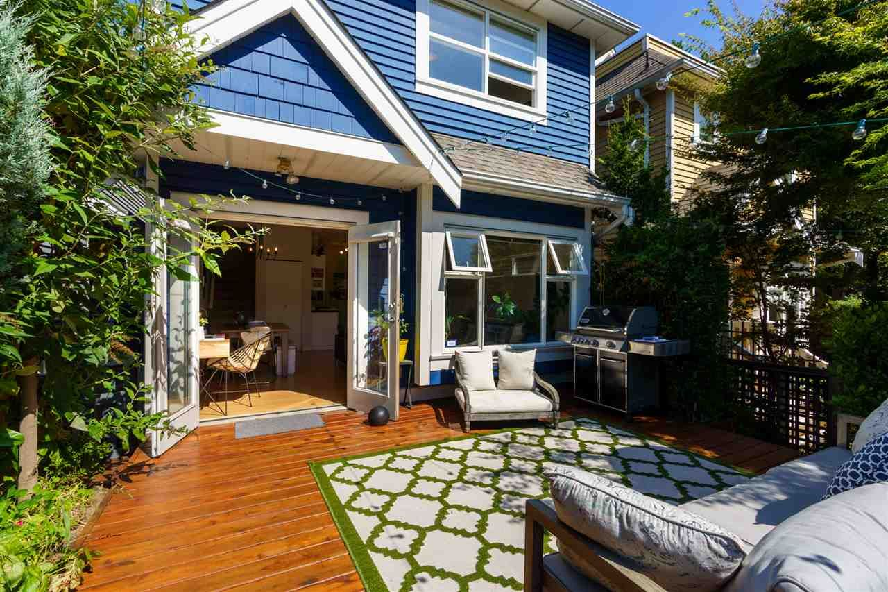 Strathcona 1/2 Duplex for sale:  3 bedroom 1,155 sq.ft. (Listed 2020-08-29)