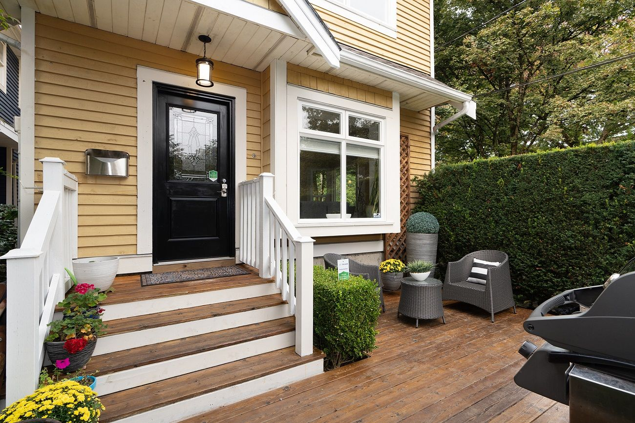 Strathcona 1/2 Duplex for sale:  3 bedroom 1,127 sq.ft. (Listed 2020-09-18)