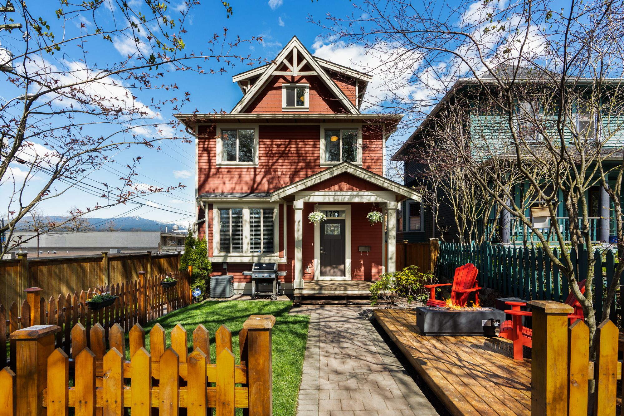 Vancouver East 1/2 Duplex for sale:  3 bedroom 1,487 sq.ft. (Listed 2021-04-14)