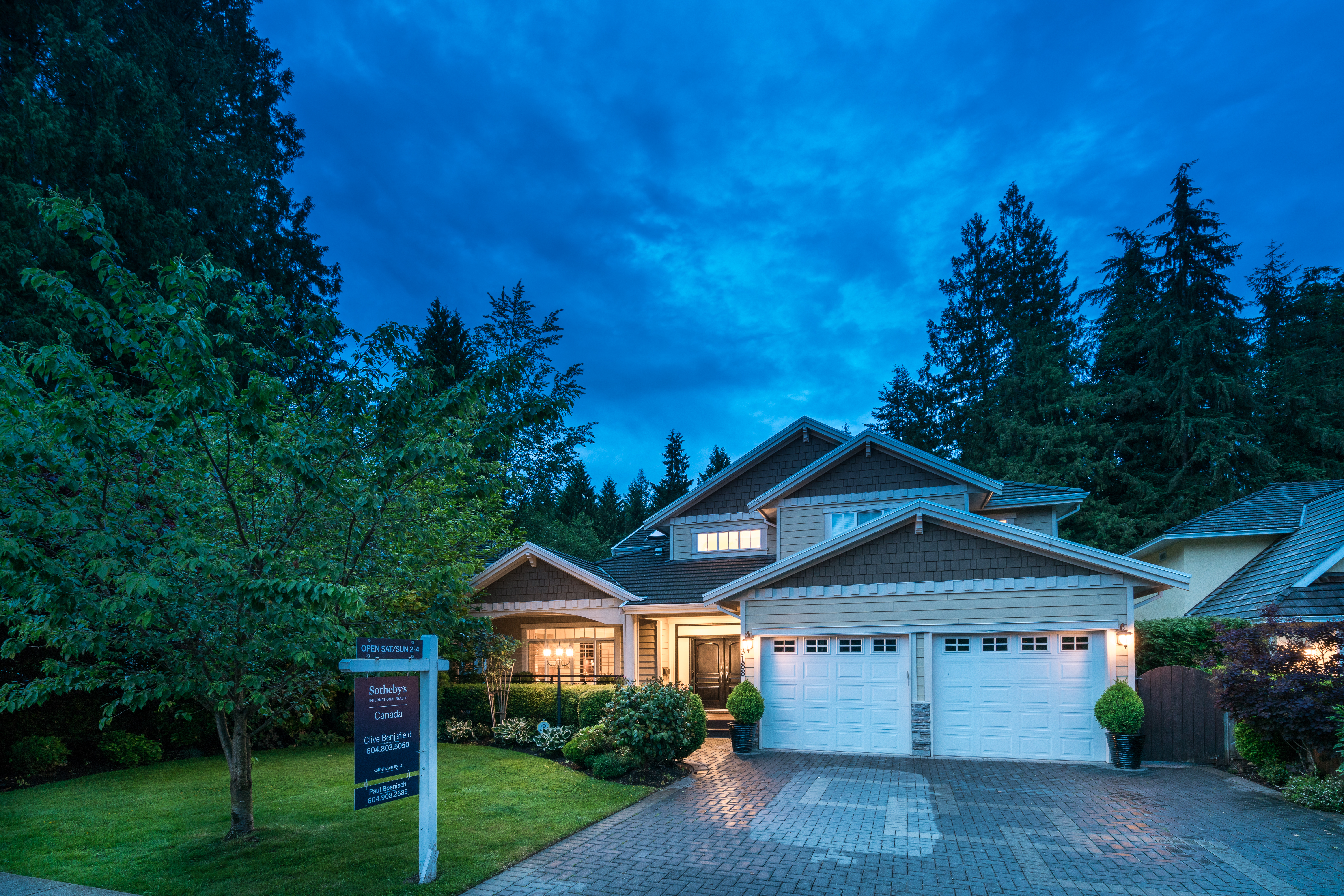 Capilano  House for sale:  6 bedroom 4,576 sq.ft. (Listed 2017-07-04)