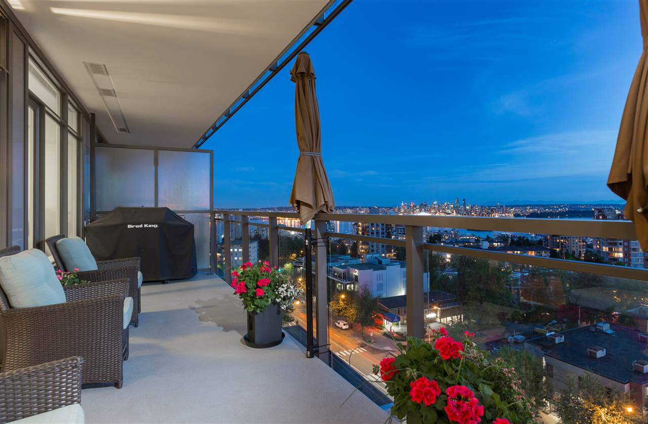 Central Lonsdale Condo for sale:  2 bedroom 1,004 sq.ft. (Listed 2017-06-19)