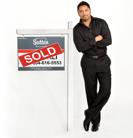 Imran Ali Sold Sign