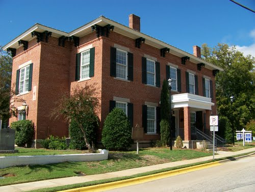 Appling Georgia Court House