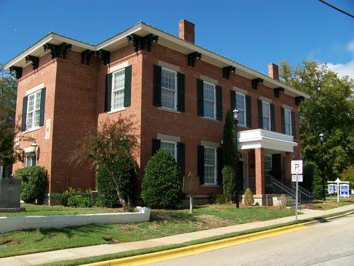 Appling Georgia Court House