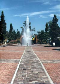 Riverwalk Fountain