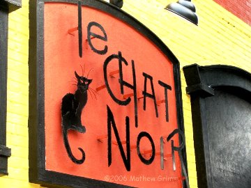 Le Chat Noir Logo