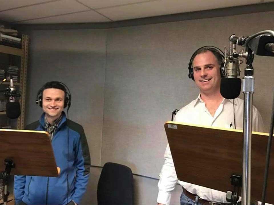 David Maitre on CKNW Show 2