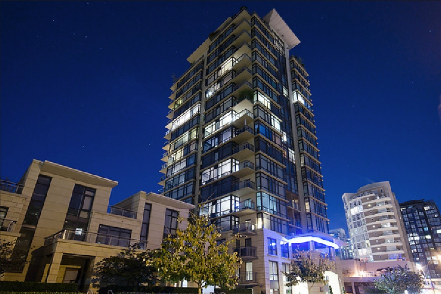 Coal Harbour Penthouse for sale: Lumiere 3 bedroom 3,496 sq.ft. (Listed 2012-10-19)