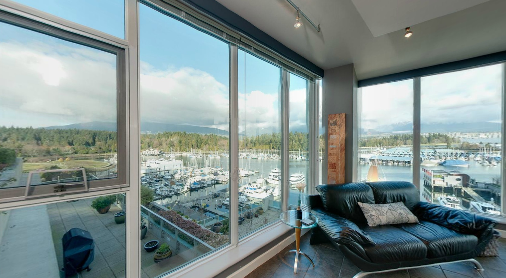 Coal Harbour Penthouse for sale: Bayshore Gargens 3 bedroom 3,306 sq.ft. (Listed 2012-02-21)