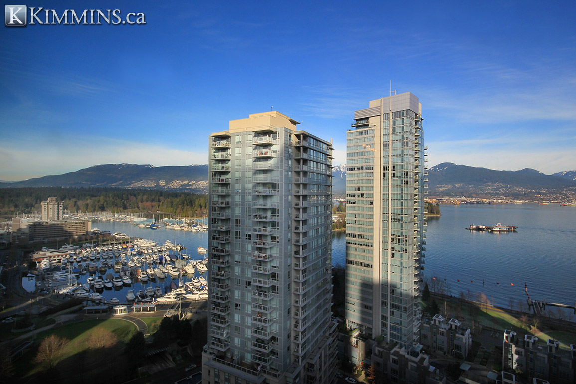 Coal Harbour Condo for sale at Palladio:  2 bedroom 1,084 sq.ft. - Kimmins and Associates Luxury Real Estate V986015