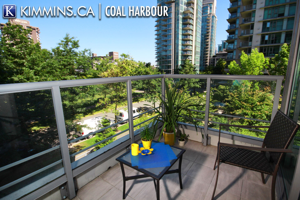 Coal Harbour Condo for sale:  2 bedroom 1,268 sq.ft. (Listed 2013-07-23)