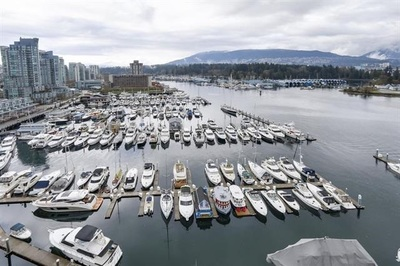 Coal Harbour Condo for sale:  2 bedroom 1,248 sq.ft. (Listed 2017-07-05)