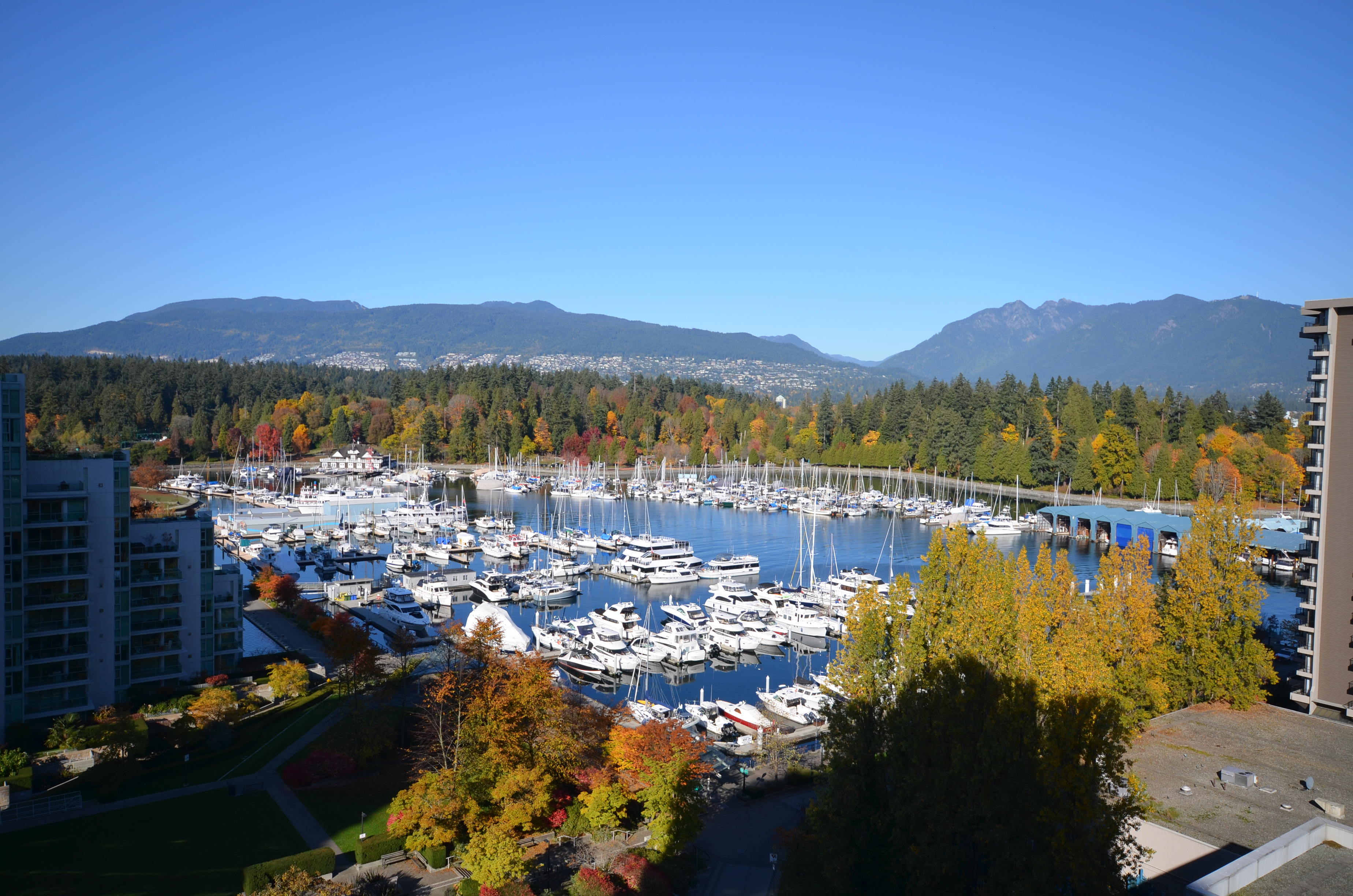 Coal Harbour Condo for sale: 1650 Bayshore 2 bedroom 1,494 sq.ft. (Listed 2017-10-18)