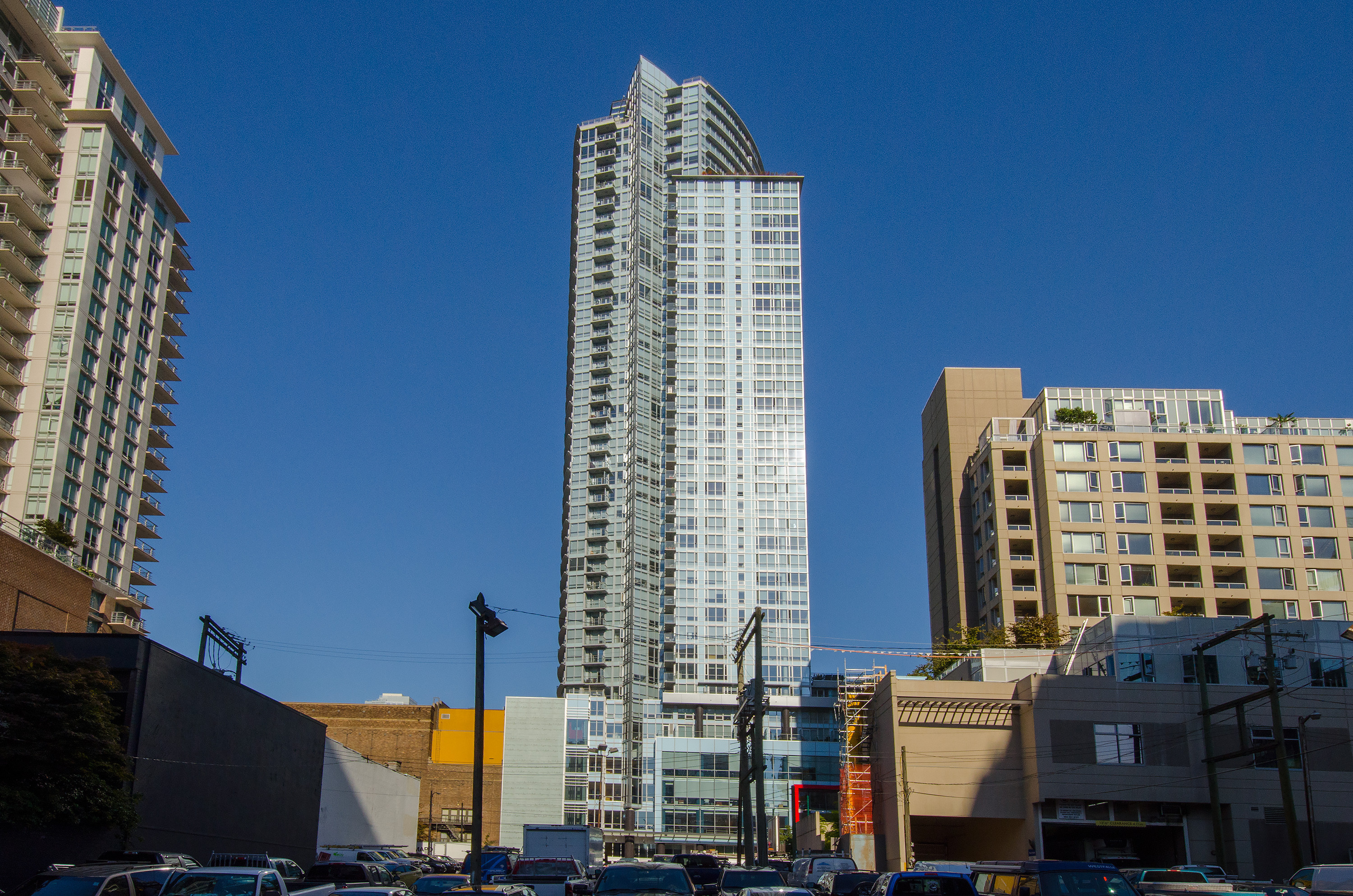 Downtown VW Condo for sale:  2 bedroom 1,046 sq.ft. (Listed 2018-03-09)
