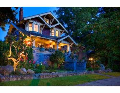 Kimmins Real Estate: 2212 LARCH Street, Vancouver - Kitsilano House for sale: 7 bedroom 4,964 sq.ft.