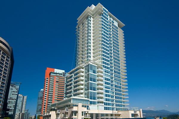 Kimmins Real Estate: 1103 - 1139 Cordova Street, Vancouver, Coal Harbour Condo:  2 bedroom 2,412 sq.ft.