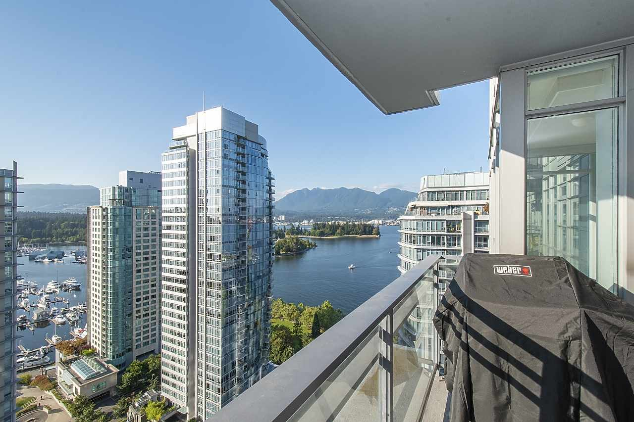 Coal Harbour Apartment/Condo for sale:  2 bedroom 1,100 sq.ft. (Listed 2020-08-17)