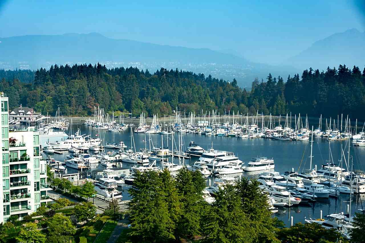 Coal Harbour Apartment/Condo for sale:  2 bedroom 1,215 sq.ft. (Listed 2020-09-15)