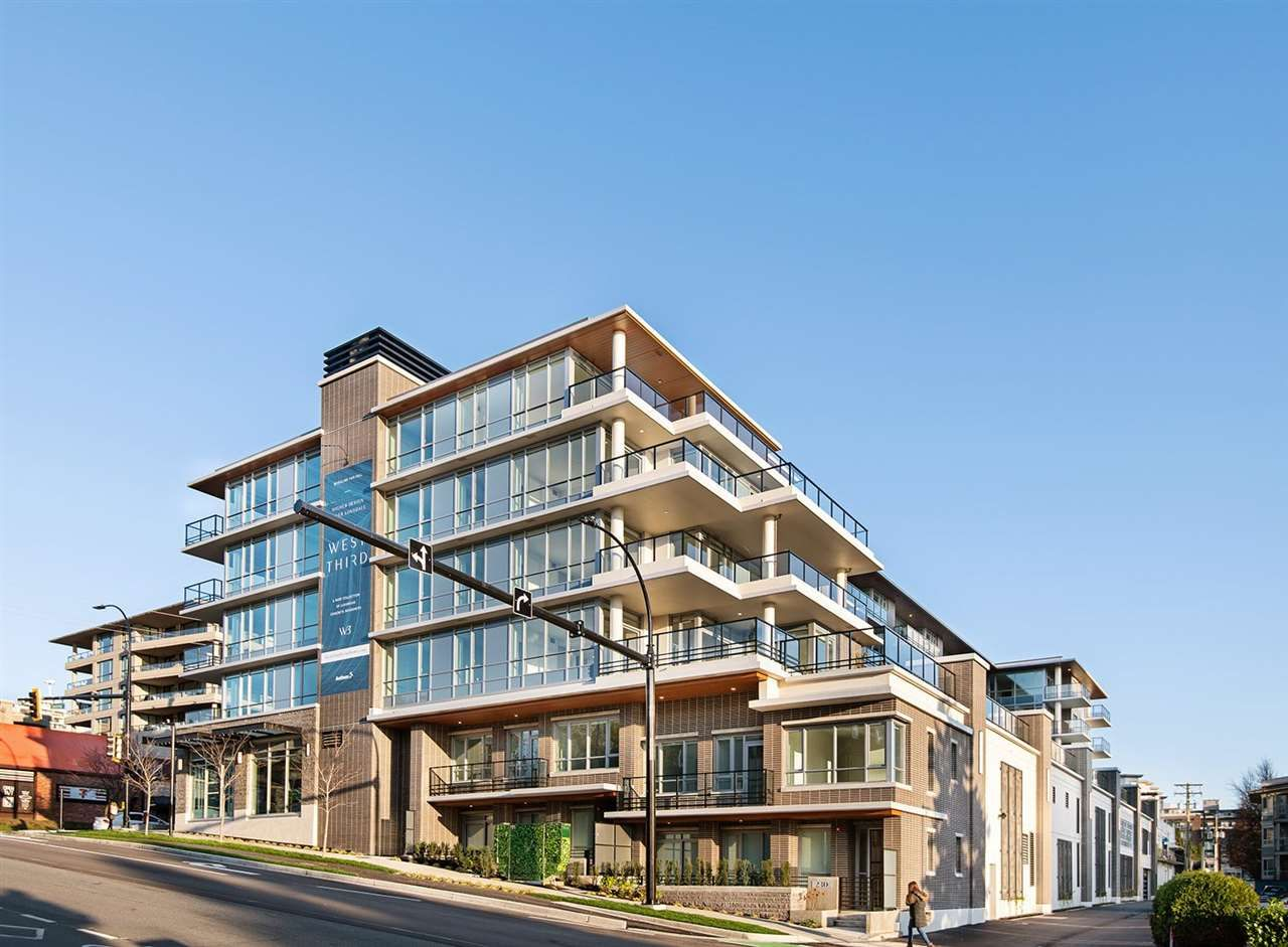 Lower Lonsdale Townhouse for sale: West Third by Anthem 3 bedroom 1,249 sq.ft. (Listed 2021-01-04)