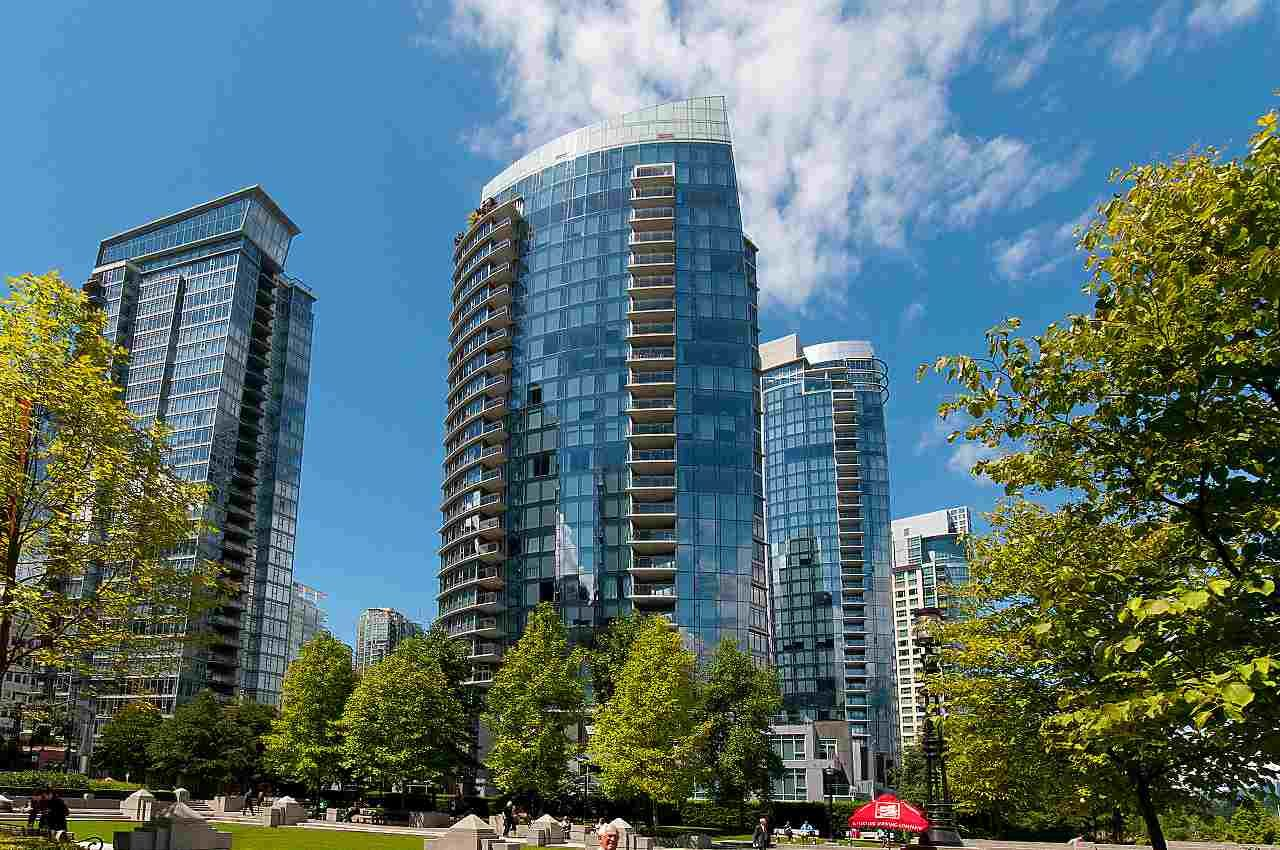 Coal Harbour Apartment/Condo for sale:  2 bedroom 1,241 sq.ft. (Listed 2021-02-02)