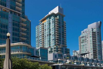 Coal Harbour Apartment/Condo for sale:  2 bedroom 840 sq.ft. (Listed 2021-03-25)