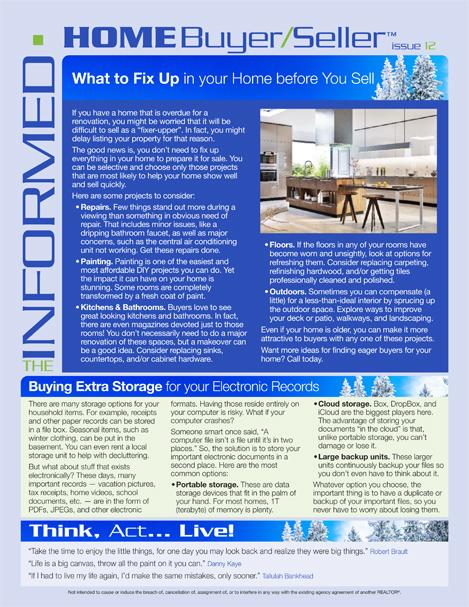 Informed Home Buyer Dec 2019