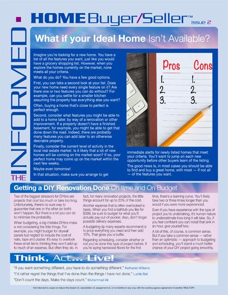 Informed Home Buyer Feb 2020