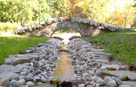 drystone bridge