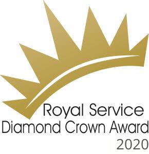 royal service logo
