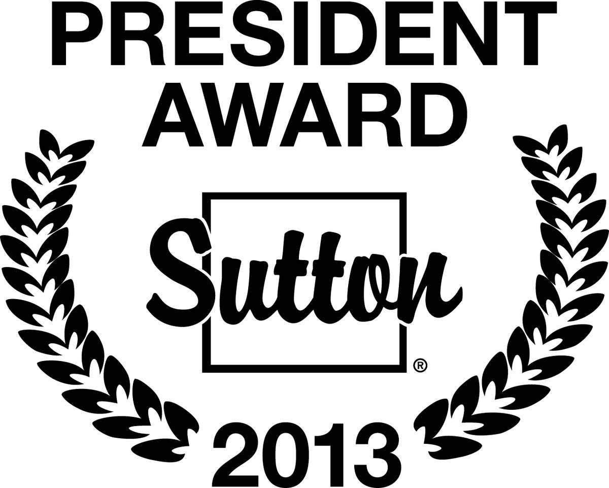 2013 President Award