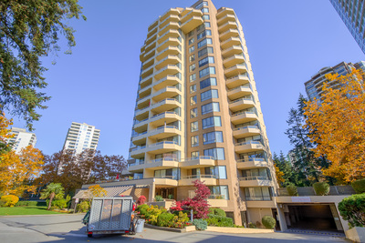 Metrotown Condo for sale: THE REGENT 2 bedroom 1,093 sq.ft. (Listed 2017-10-30)