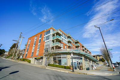 Vancouver Heights Condo for sale:  1 bedroom 690 sq.ft. (Listed 2019-02-11)