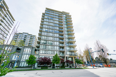 Brighouse Penthouse for sale: FLO 3 bedroom 1,609 sq.ft. (Listed 2019-04-29)