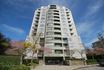 Collingwood Condo for sale: REGENT COURT 1 bedroom 498 sq.ft. (Listed 2019-06-19)