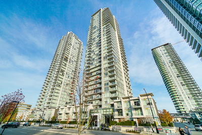 Metrotown Condo for sale: THE MET 1 bedroom 618 sq.ft. (Listed 2019-11-05)