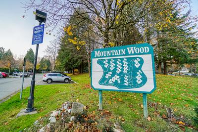 Simon Fraser Hills Townhouse for sale: MOUNTAINWOOD 2 bedroom 930 sq.ft. (Listed 2019-11-06)