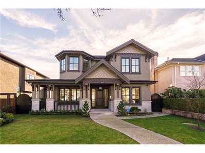 South Granville House for sale:  4 bedroom 4,215 sq.ft. (Listed 2015-02-02)